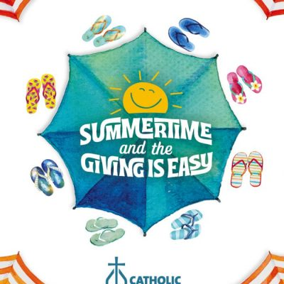 Summertime and the Giving is Easy